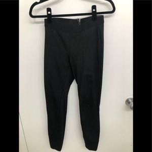 J Crew Black Pixie Pant size 0 Short